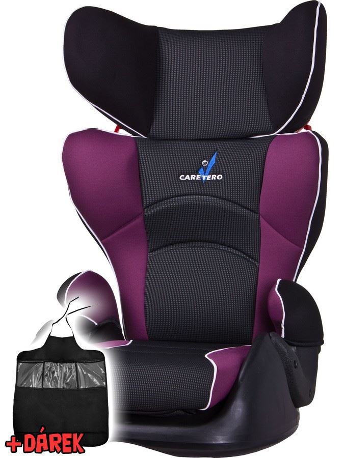 Autosedačka CARETERO Movilo purple 2016