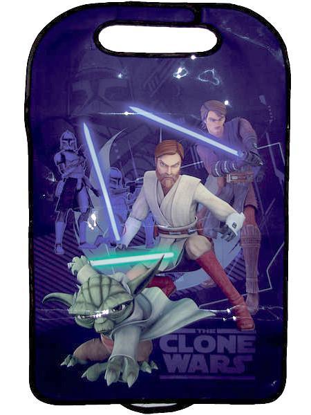 Ochranná fólia na sedadlo Star Wars