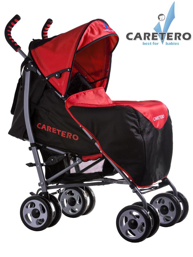 Golfový kočík CARETERO SPACER red 2014