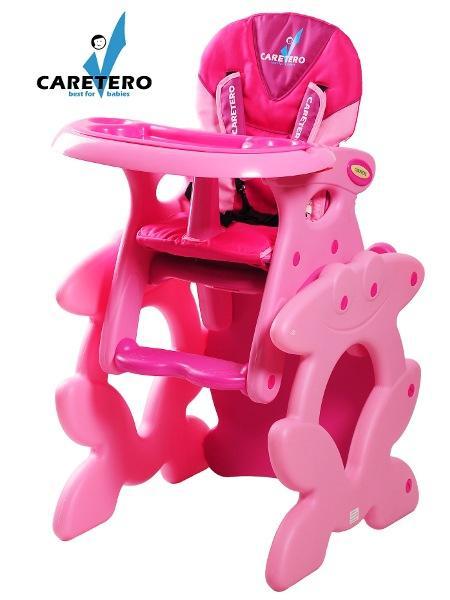 Stolička CARETERO Primus pink
