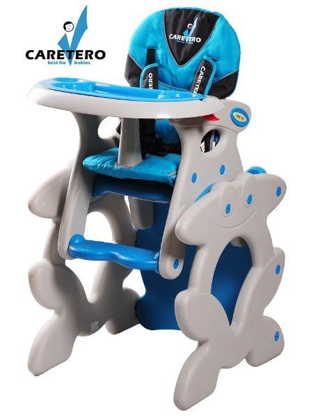 Stolička CARETERO Primus blue