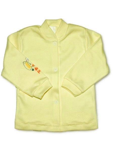 Dojčenský kabátik New Baby béžový