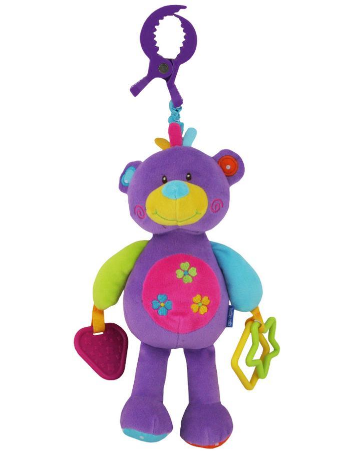 Detská hračka s vibráciou Baby Mix Medveď