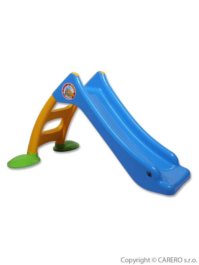 Detská šmýkačka - modrá