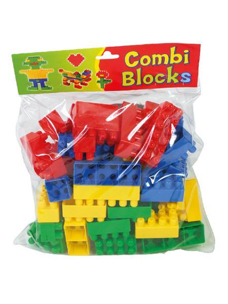Detská stavebnica kocky