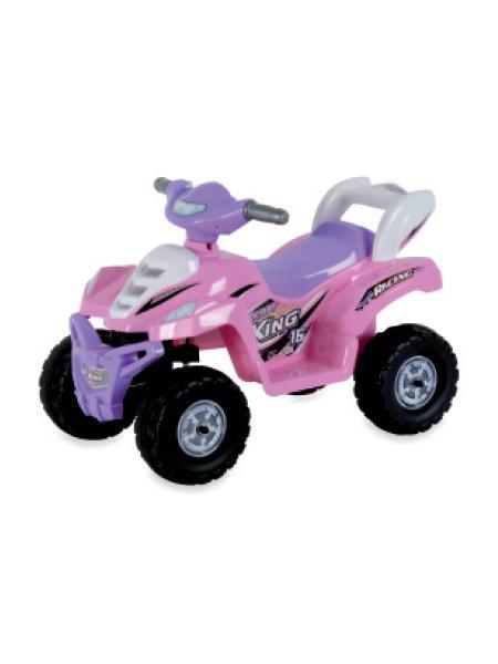 Štvorkolka na akumulator Baby Mix ružová