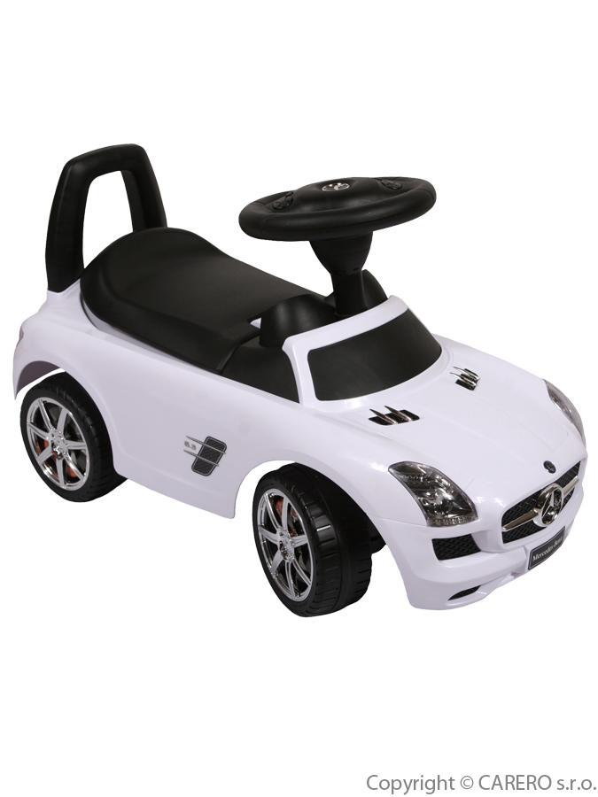 Jezdítko Mercedes-Benz Baby Mix bílé