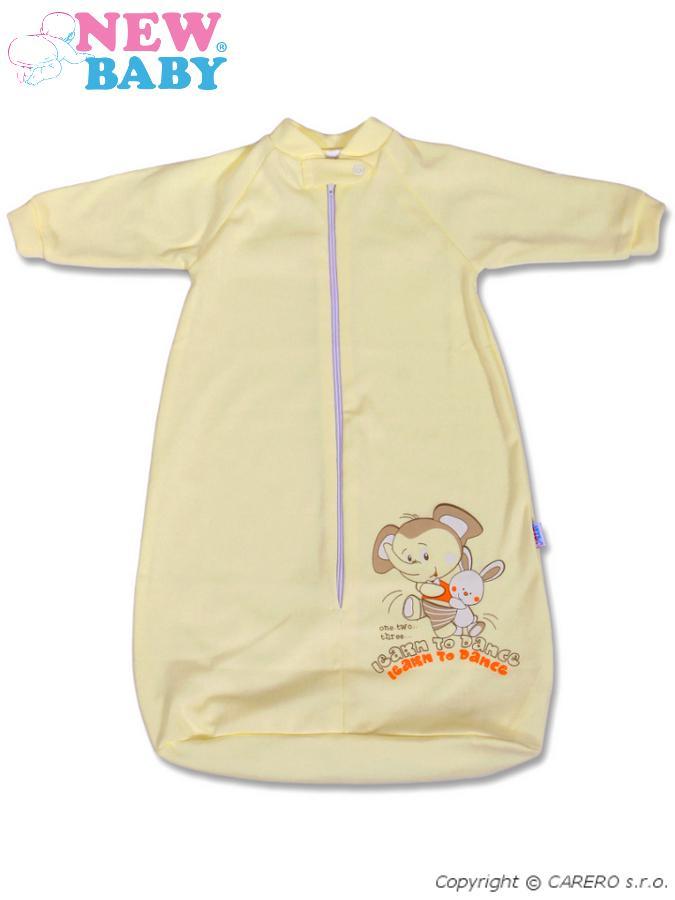 Dojčenský spací vak New Baby béžový