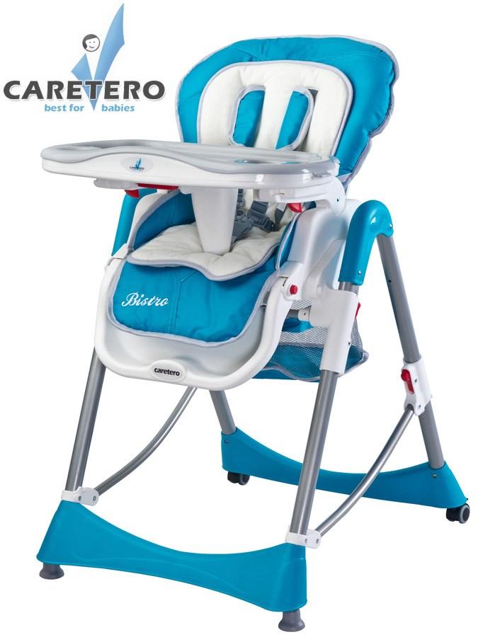 Stolička CARETERO Bistro blue 2015