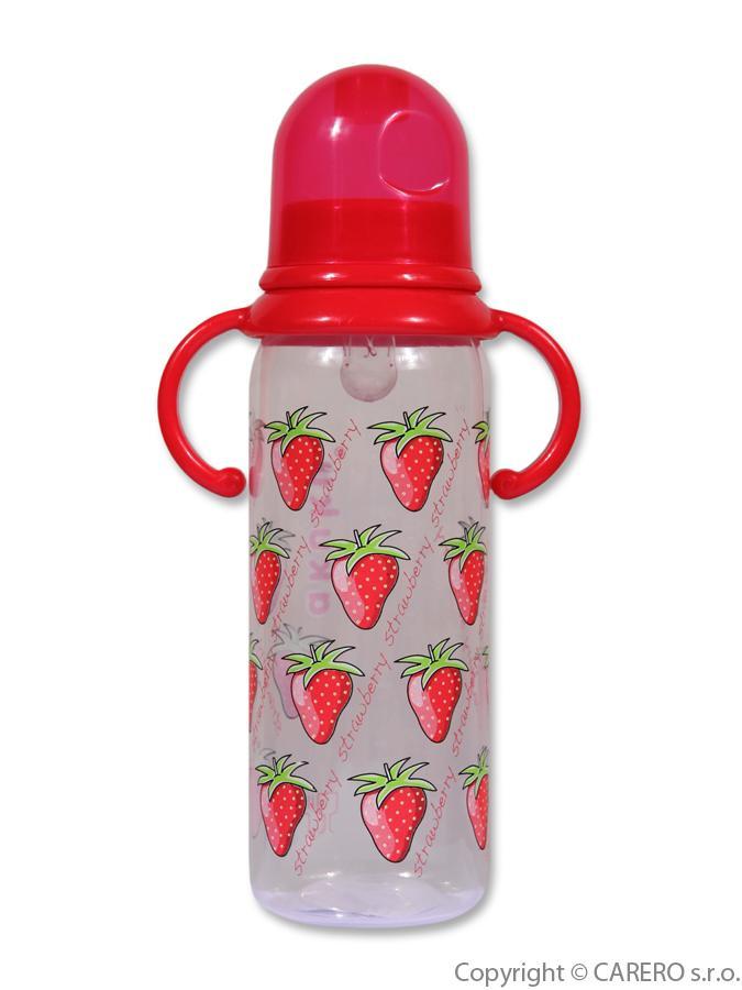 Fľaša s obrázkom Akuku 250 ml