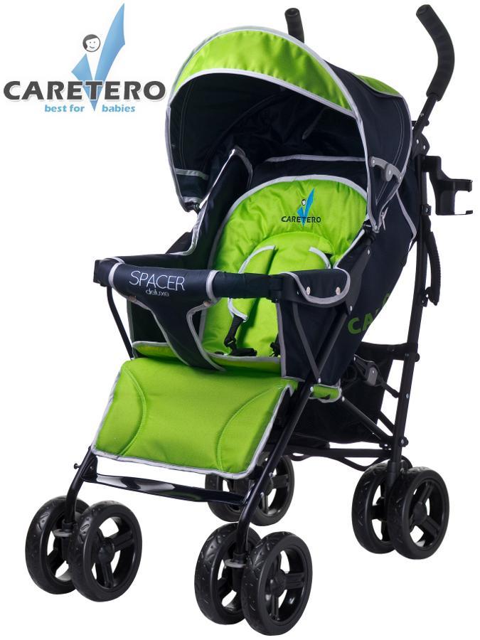 Golfový kočík CARETERO Spacer Deluxe green