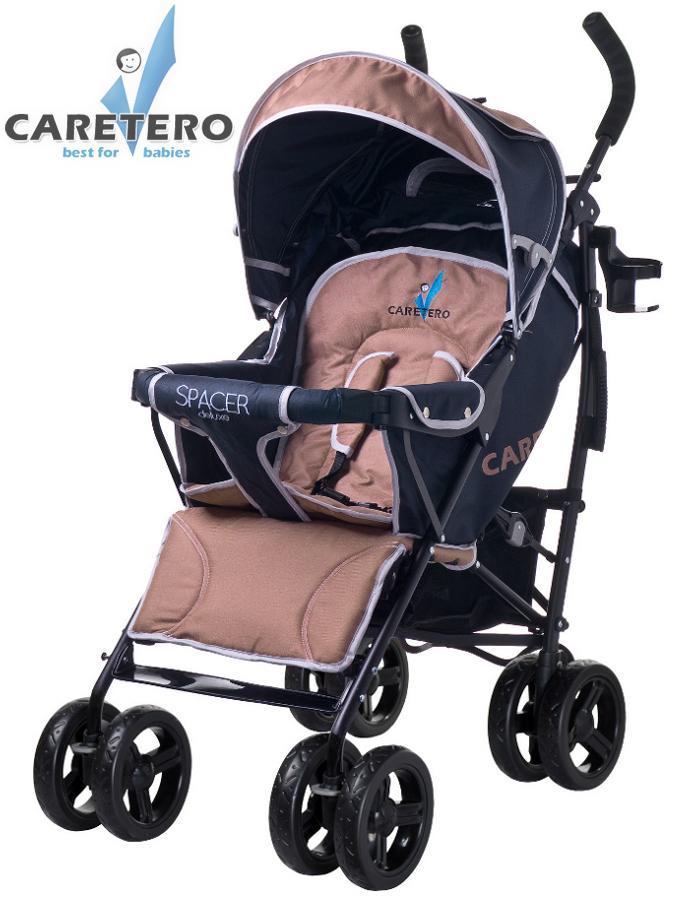 Golfový kočík CARETERO Spacer Deluxe beige