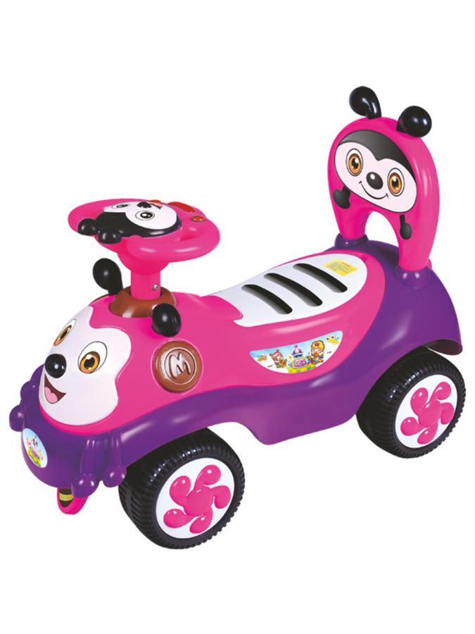 Odrážadlo Baby Mix Happy Bee pink
