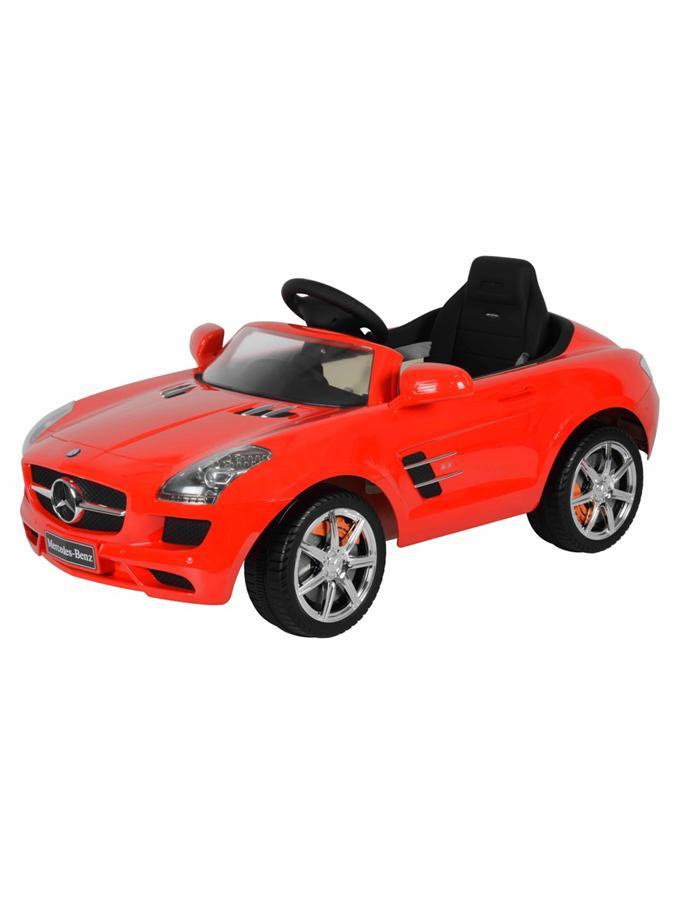 Elektrické autíčko Mercedes-Benz Baby Mix red