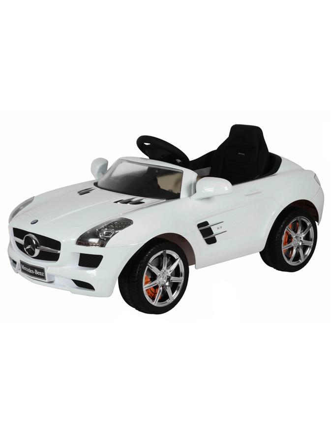 Elektrické autíčko Mercedes-Benz Baby Mix white