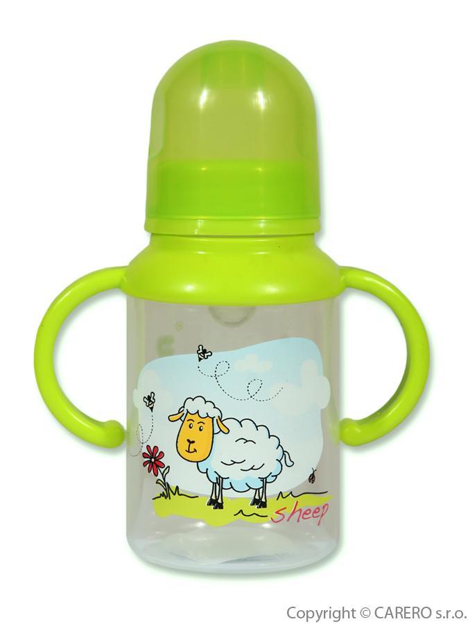 Fľaša s obrázkom Akuku 125 ml