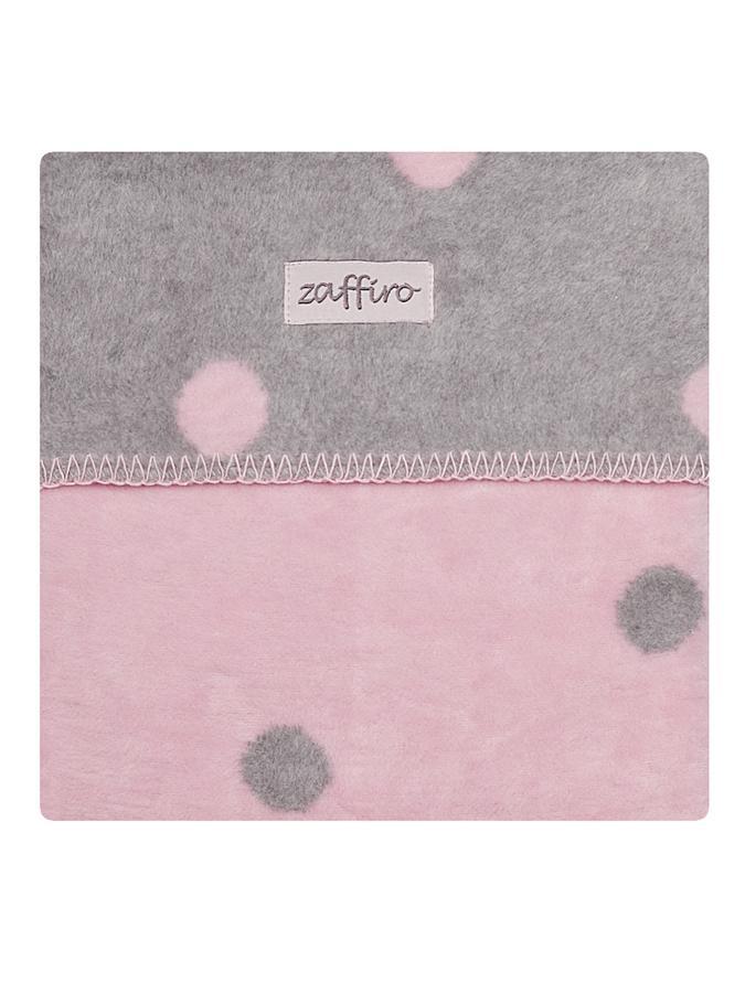 Detská deka Womar 75x100 ružová