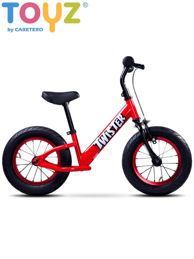 Detské odrážadlo kolo Toyz Twister red