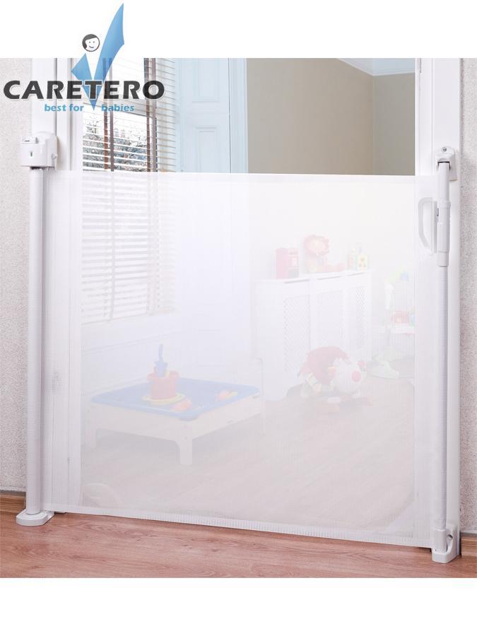 Detská bezpečnostná zábrana textilná CARETERO
