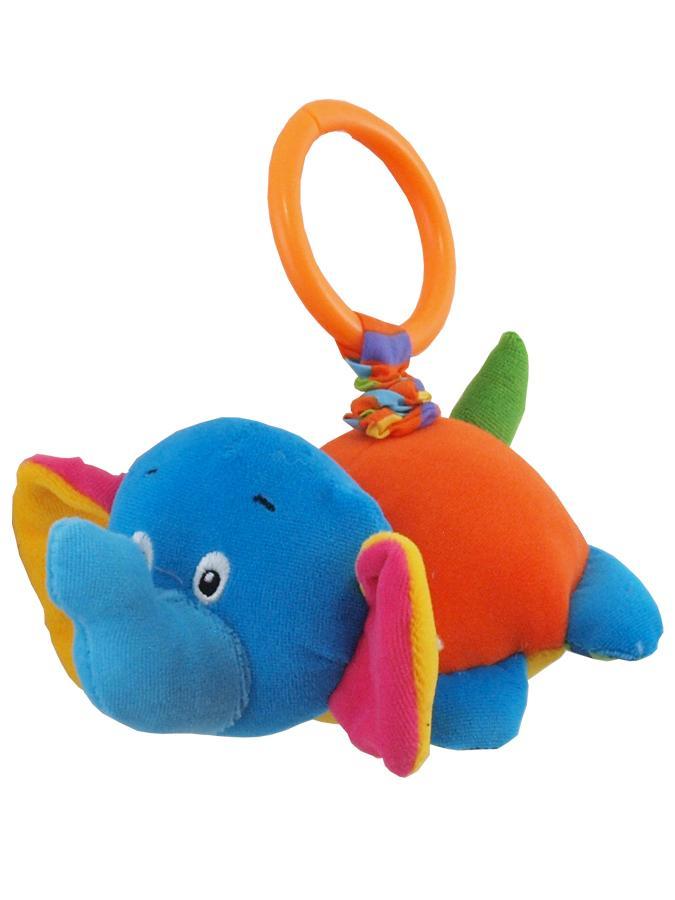 Plyšová hračka s vibráciou Baby Mix sloník