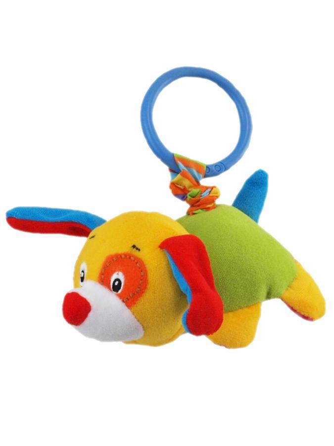 Plyšová hračka s vibráciou Baby Mix psík