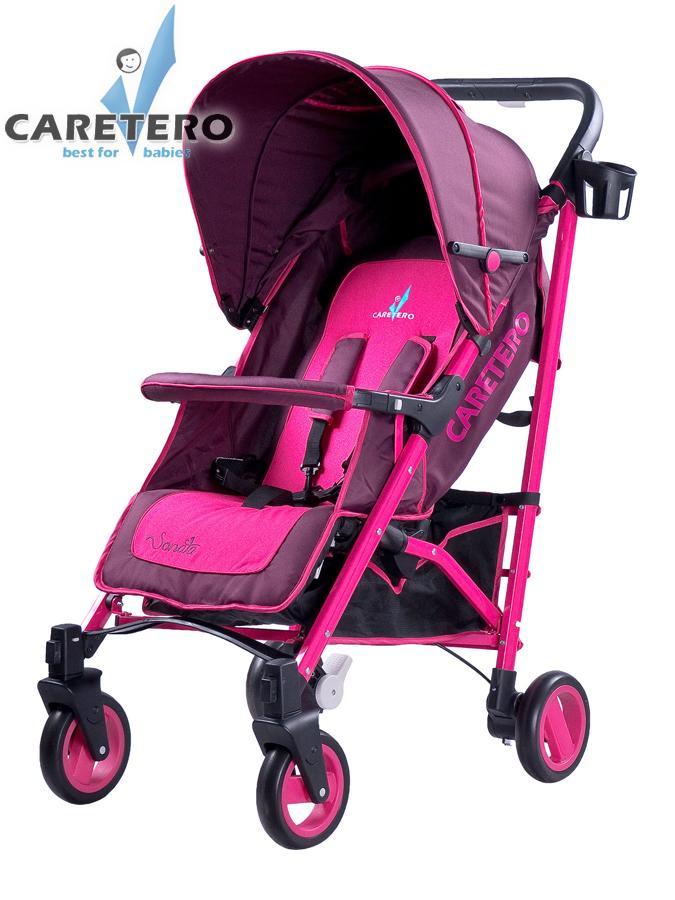 Športový kočík CARETERO Sonata purple