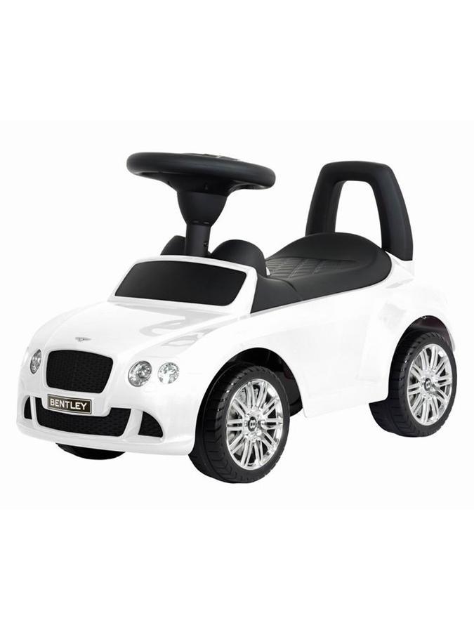 Odrážadlo Baby Mix Bentley biele