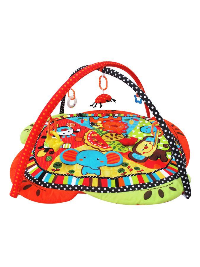 Hracia deka Baby Mix Safari Zvieratka