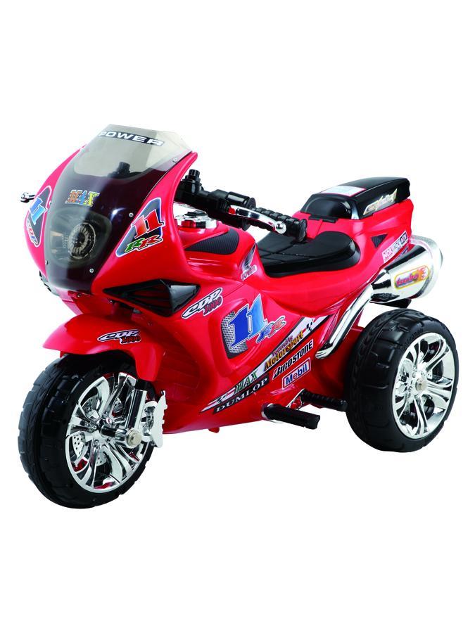 Športová elektrická motorka Baby Mix červená