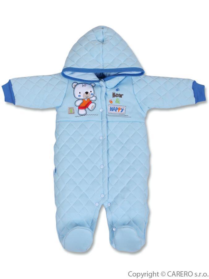 Zimný overal Koala Béďa modrý
