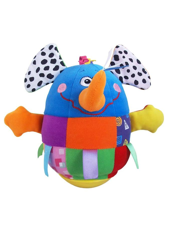 Kývaca hračka Baby Mix sloník