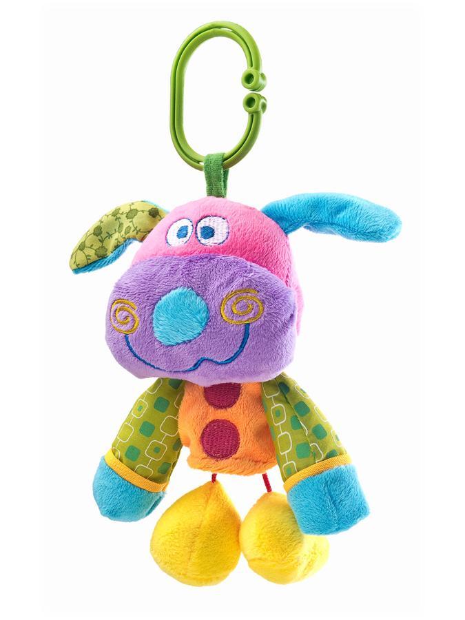 Edukačná plyšová hračka Sensillo psík s melódiou