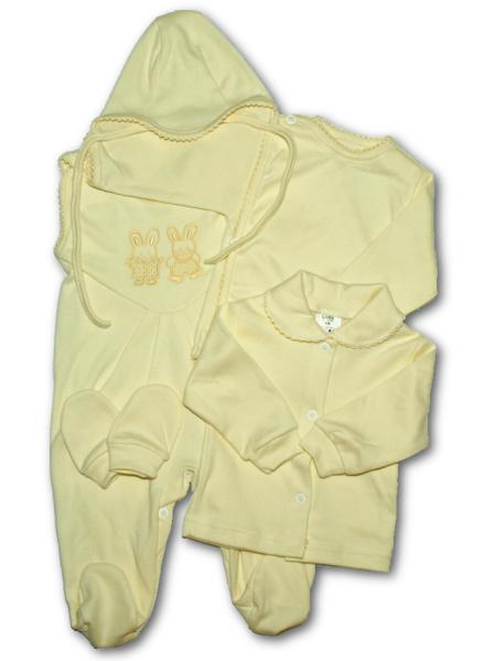 5-dielna súprava New Baby béžová