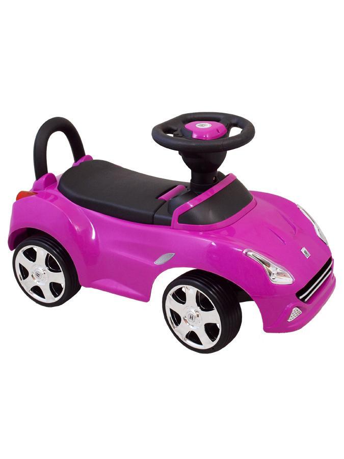 Detské jezdítko so zvukom Baby Mix Lex violet