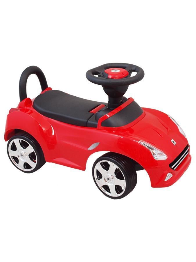 Detské jezdítko so zvukom Baby Mix Lex red