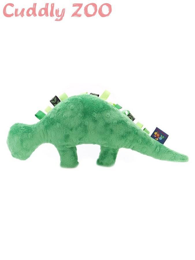 Detská hračka Cuddly Zoo Dinosaurus zelená