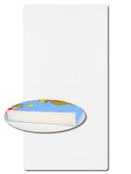Penový matrac biely 120x60