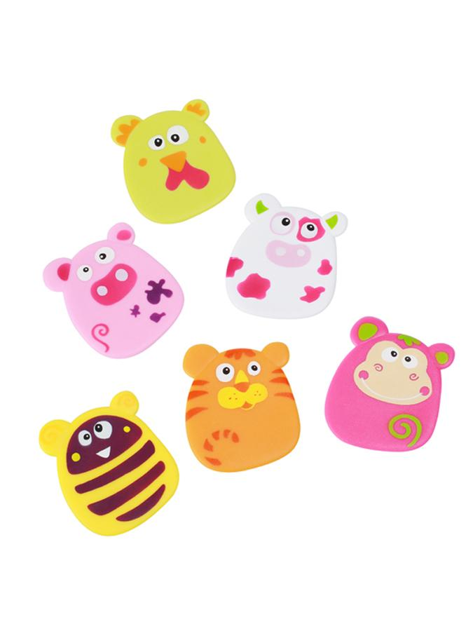 Hračky do vane Baby Ono ružová opice