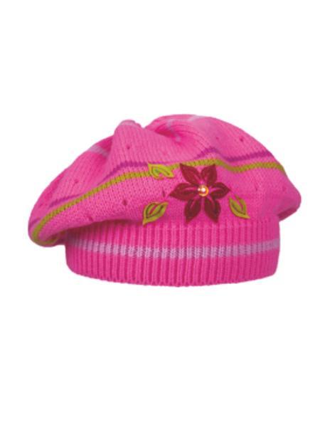 Detská čiapočka Marcelka ružová