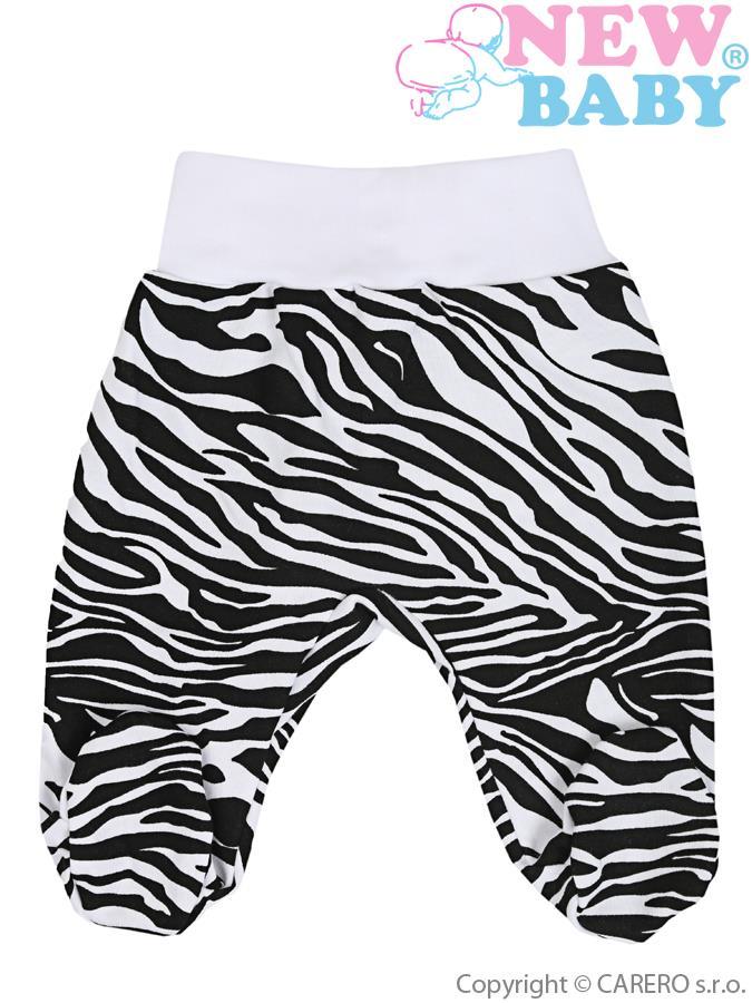 <p>Dojčenské polodupačky New Baby Zebra</p>