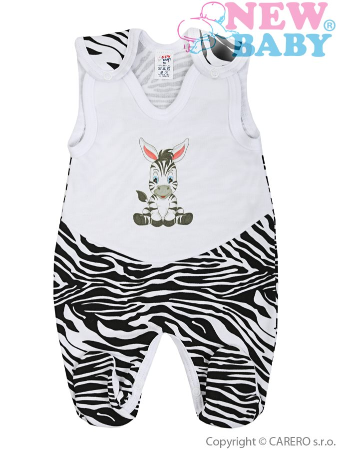 <p>Dojčenské dupačky New Baby Zebra</p>