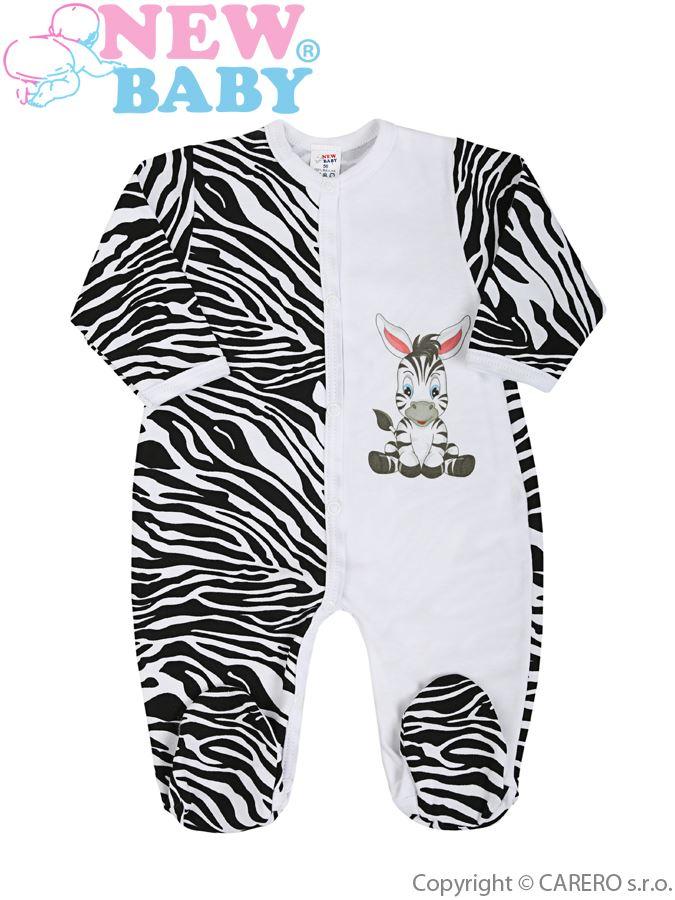 <p>Dojčenský overal New Baby Zebra</p>
