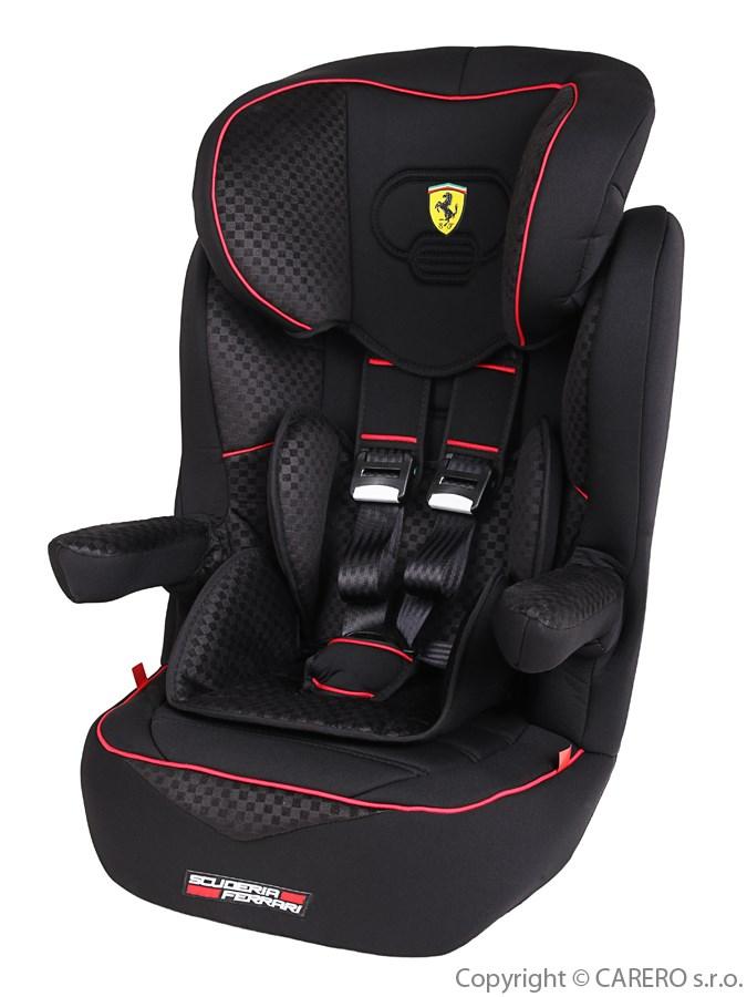 Autosedačka Nania I-Max Sp Ferrari Black 2016