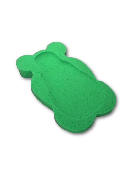 Penová podložka maxi zelený medveď