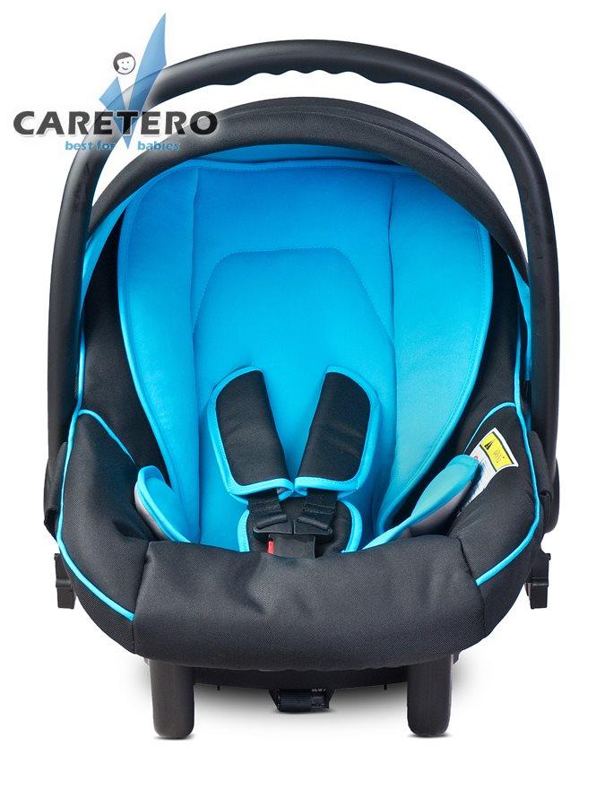 Autosedačka CARETERO Compass blue 2015