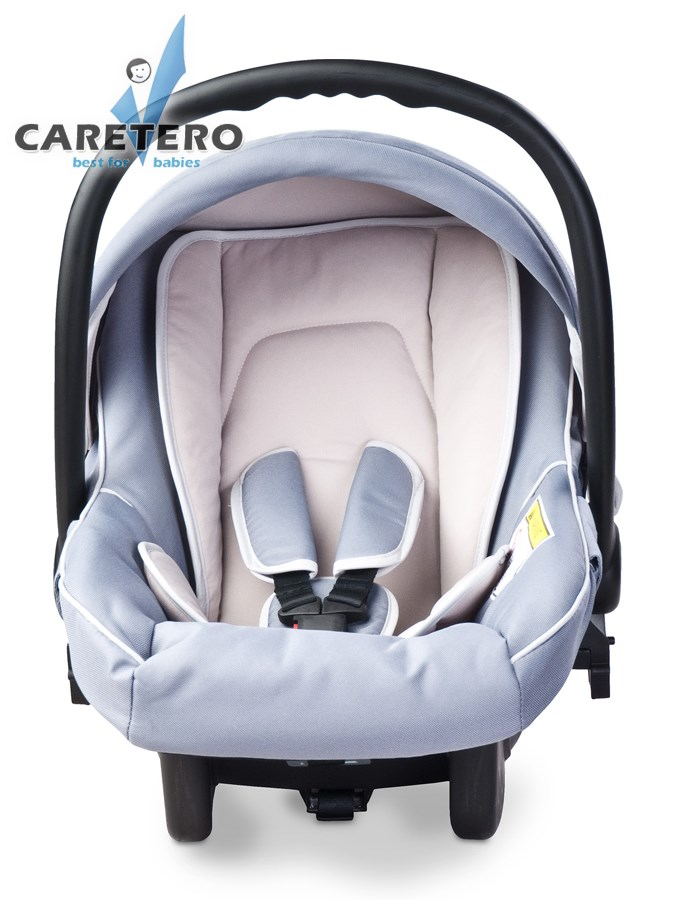 Autosedačka CARETERO Compass grey 2015