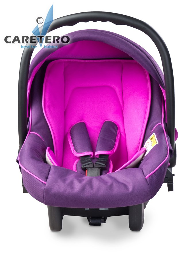 Autosedačka CARETERO Compass purple 2015