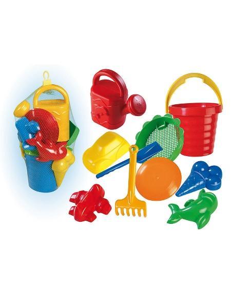 Sada hračiek do piesku - 10ks