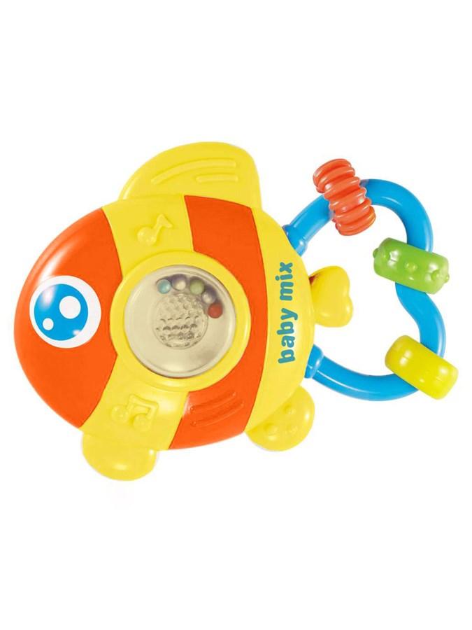 Detská hrkálka so zvukom Baby Mix Rybička