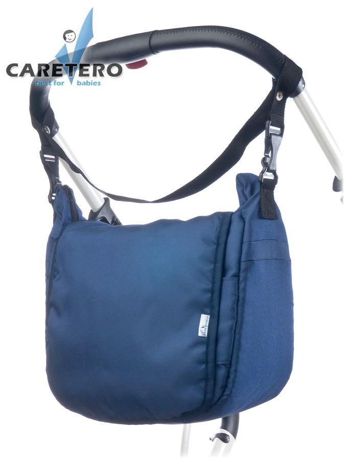 Taška na kočík CARETERO - navy